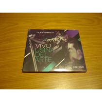 Tan Bionica Vivo Usina Del Arte Cd + Dvd Nuevo Cerrado Chano