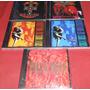 Lote Cd Guns N Roses Discos De Estudio Sellados