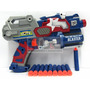 Pistola Capitán América Avengers Vengadores Bullet Blaster