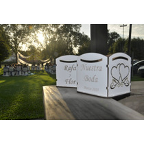 Centro De Mesa Casamiento, 15 Años, Cumpleaños