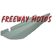 Cacha Bajo Asiento Honda Xr 125l /bross Blanco Freeway Moto!