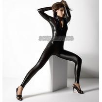 Catsuit Lycra Promotoras Danzas Acrobacia Super Sexys Calzas