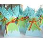 Cajas Souvenirs Cumple Tinkerbell Campanita Para Golosinas