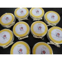 Pack 10 Latas Pastillero Personalizadas, Souvenirs!!