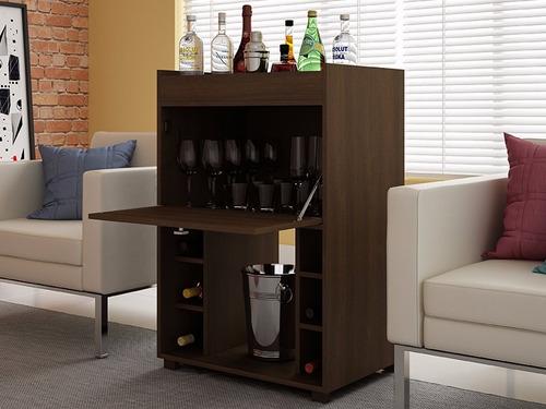 Bodega exclusivo bar mueble para vinos melamina cava for Mueble bodega