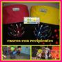 Juegos Para Animacion Y Eventos (casco Con Recipiente)