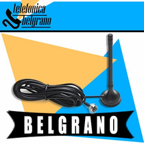 Antena Tv Digital Pública Tda Interior Magnética En Belgrano