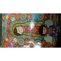 Cartel Bienvenidos Virgencita Porfís ( Comunión )