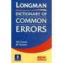 Longman Dictionary Of Common Errors - Nd Turton Jb Heaton