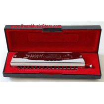 Armonica 64v Swan Cromatica Sw1664
