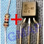 Pack 10 Transistor Bc327 + 10 Resistencia 1k Ideal Netbook