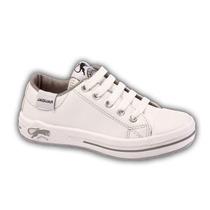 Colegiale Zapatillas Zapatos Escolar Jaguar Niño Originales