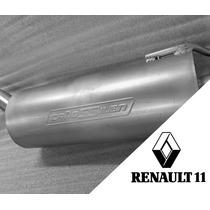 Caños Silen - Equipo Completo - Renault 11