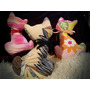 Gatitos De Tela ,juguete De Apego,souvenirs,regalo Bebe