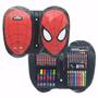 Set De Arte Marvel Spiderman Hombre Araña 42 Piezas Efms