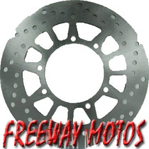 Disco Freno Yamaha Xtz 125 Ybr Brasil En Freeway Motos!!!!!