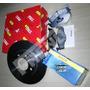 Kit Discos Delanteros Y Pastillas Vw Golf Gl Trw / Bosch