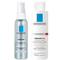 La Roche Posay Kit Kerium Anticaida (shampoo+tratamiento)