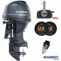 Motores Fuera De Borda 50 Hp 4t 4 Tiempos Yamaha Nuevo Gabot