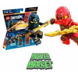 Lego Dimensions Ninjago Team Pack Solo  Monster Market 71207
