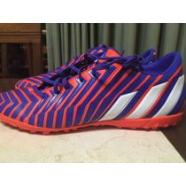 Zapatillas Para Fútbol 5 Y Jockey Sobre Césped Adidas