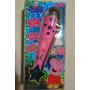 Microfono Infantil Peppa Pig Reproduce Tu Voz Para Regalo!!