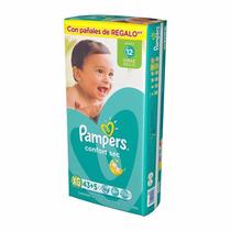 Promopack!!! Pañales Pampers Confort Sec Xg