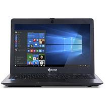Notebook Intel Celeron 4gb+500gb+led14 +win.10 Exo Novogar