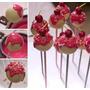 Aprende Hacer Cake Pops, Paletas Rellenas, Cupcakes, Fondant