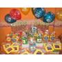 Mesas Tematicas Candy Bar De Golosinas 30 Chicos