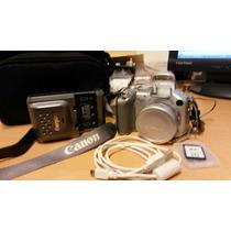 Camara Canon S2 Is Powershot Semireflex-bolso