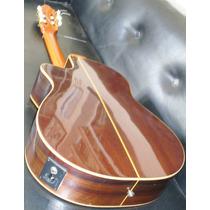 Guitarra Electrocriolla Ecualizador De 5bandas+vol ,luthier
