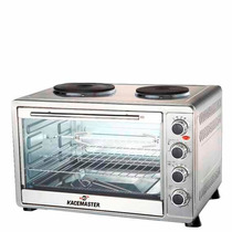 Horno Electrico 60 L 2 Anafes Superiores Kacemaster Gh55h3l