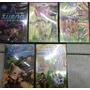5 Dvd Infantiles Lote Películas Walsh,bo En Acción Etc