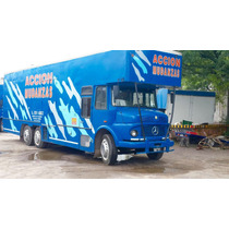 Camion Mercedes Benz 1518 Totalmente Equipado Impecable
