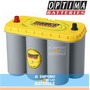 Baterias Optima Yellow Top D31a Arranque Consumo Audiocar