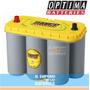 Baterias Optima Yellow Top D31a Arranque Consumo Audiocar