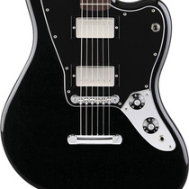 Fender Jaguar Blacktop Hh