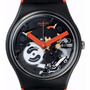 Reloj Swatch Gb290 Red Frame Original Oficial