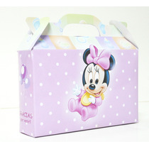 Valijita De Minnie Bebe (pack X60)