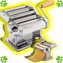 Maquina Fabrica De Pastas Acero Inoxidable Amasa Fideos