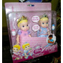 Disney Mattel My First Princess Aurora Y Cenicienta!!!