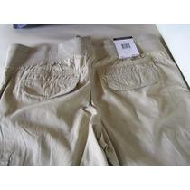 Pantalón Capri Tommy Hilfiger Original Xl
