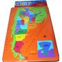 Mapa Didactico De Argentina En Goma Eva (8876)