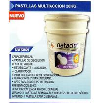 Pastillas Multiaccion Nataclor 20 Kilos