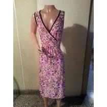 Vestidos Seda Fría T 48 Al 58 Liquidacion $ 290