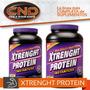 Xtrenght Protein 2kg Proteina De Suero Lacteo Combo