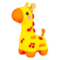 Jirafa Musical Con Luz Fisher Price Amarilla Y Rosa!!!