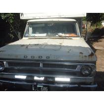 Vendo Dodge 100.motor Perkin 4.muy Buena Mecanica