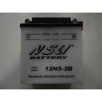 Bateria 12n5-3b (yb5l-b) Smash Y Otras 110cc. Rocamoto.